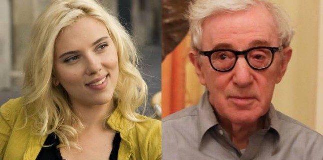 Taciz ile Suçlanan Woody Allen'a Scarlett Johansson'dan Destek!