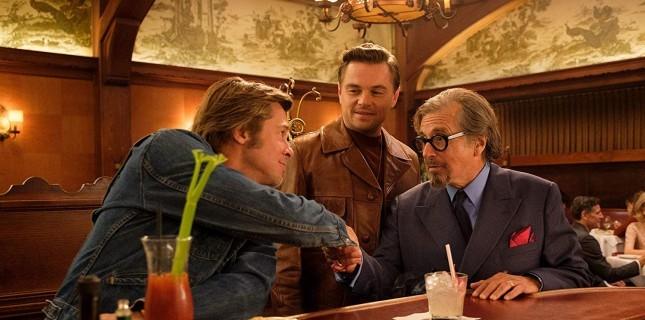 Tarantino Filminden, Leonardo DiCaprio'lu Yeni Bir Görsel