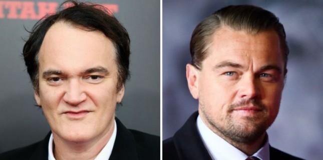 Tarantino ve DiCaprio yeniden bir arada!