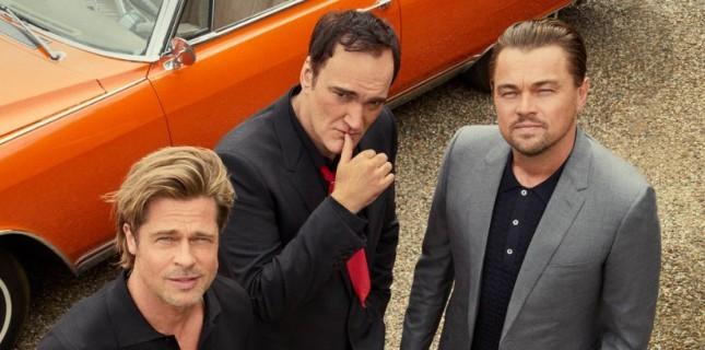 Tarantino'dan Once Upon a Time in Hollywood Seyircisine Açık Mektup