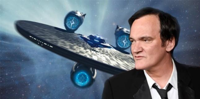 Tarantino'nun Star Trek (Uzay Yolu) projesi gerçeğe dönüşüyor!