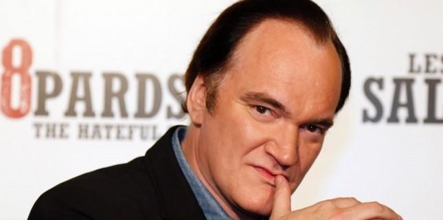 Tarantino'nun tecavüz yorumu büyük tepki topladı