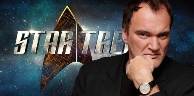 Tarantino'nun Uzay Yolu filmini 'Diriliş'in senaristi yazacak!