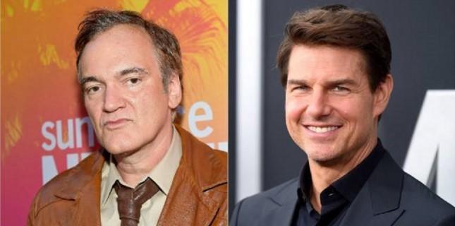 Tarantino'nun yeni filminde Tom Cruise sürprizi!