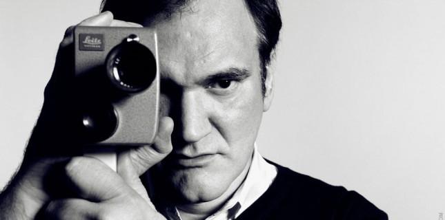 Tarantino'nun Yeni Filminin Adı Belli Oldu