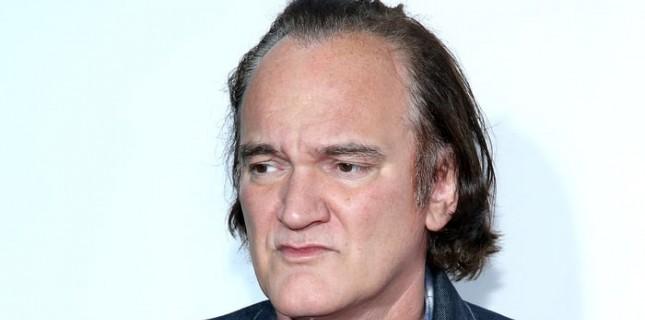 Tarantino'nun Yeni Filminin Çekimlerinden İlk Görüntüler Paylaşıldı