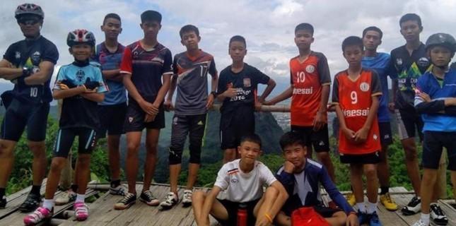 Tayland'daki Mağara Kurtarma Operasyonunun Hikayesi Filme Uyarlanıyor