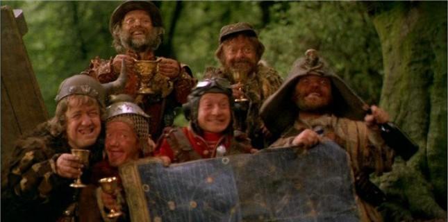 Terry Gilliam'ın 'Time Bandits' Filmi Diziye Uyarlanıyor