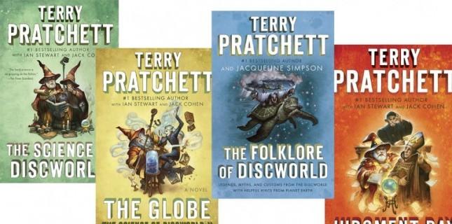 Terry Pratchett'in 'Discworld' Roman Serisi Ekrana Uyarlanıyor