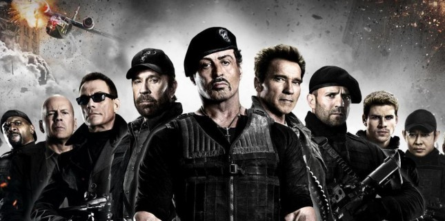 The Expendables 4 geliyor!