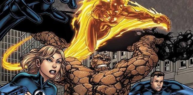 The Fantastic Four'un Kadrosu Açıklandı