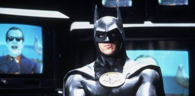 The Flash'te Michael Keaton'ı Batman Olarak Görebiliriz