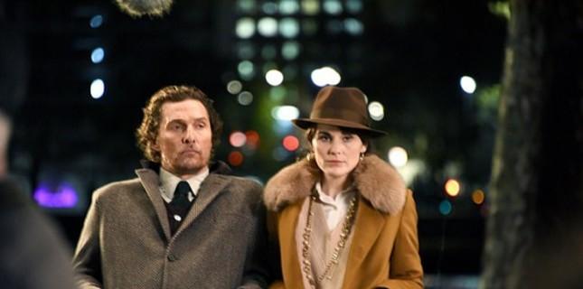 The Gentleman Filminin Karakter Posterleri Yayınlandı