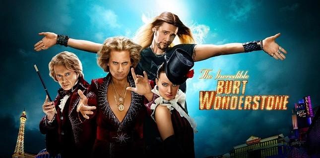 The Incredible Burt Wonderstone Özel Fragman