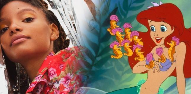 Disney, Küçük Deniz Kızı Ariel'i Canlandıracak Oyuncuya Karar Verdi!