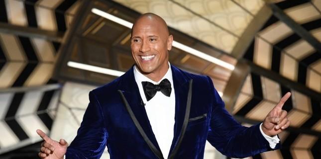 'The Rock' 91. Oscar Ödül Töreni'ni Kurtarabilirdi