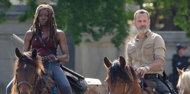 The Walking Dead Dizisinin Yeni Sezon Afişi Paylaşıldı