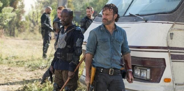 The Walking Dead'de 100. Bölüm Heyecanı