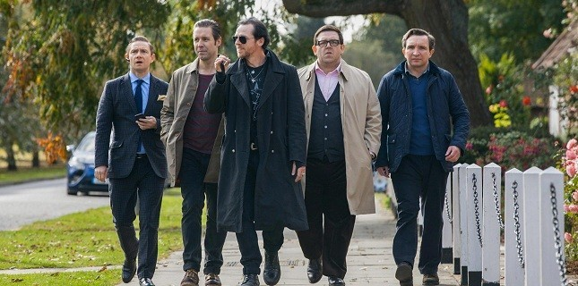 The World's End Fragman