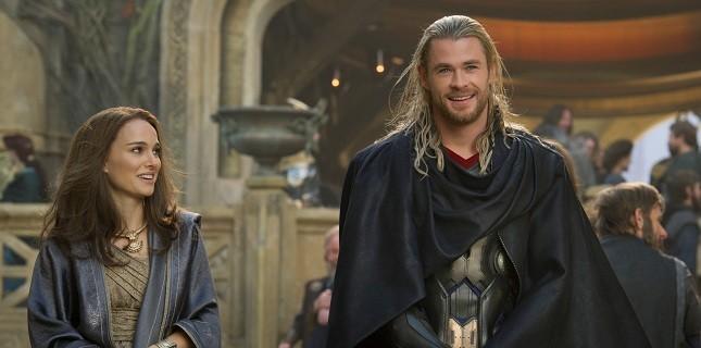 Thor Karanlık Dünya Fragman