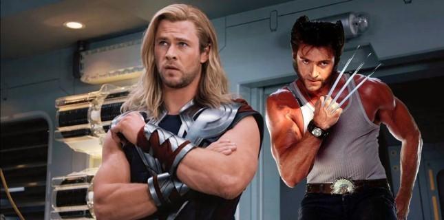 'Thor' takımda 'Wolverine'i görmek istiyor!