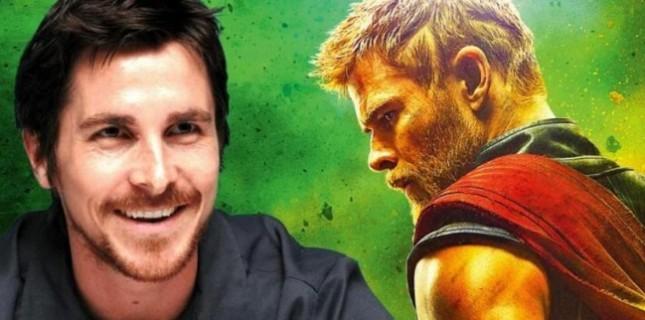 Thor: Love and Thunder Filminin Kötü Adamı Açıklandı: Christian Bale!