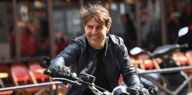 Tom Cruise: Görevimiz Tehlike filmlerine devam edeceğim