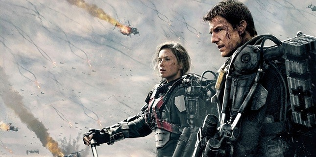Yarının Sınırında Edge Of Tomorrow Filmi Sinemalarcom