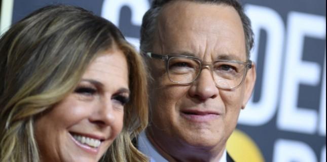 Tom Hanks ve Eşi Rita Wilson'ın Koronavirüs Testi Pozitif Çıktı!