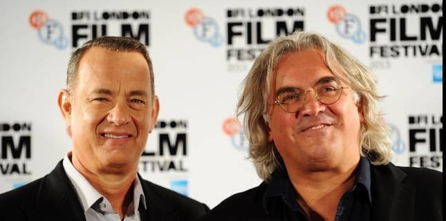 Tom Hanks ve Paul Greengrass Yeniden Bir Arada