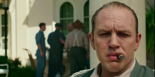 Tom Hardy'li Al Capone Filmi Ev Sinemasına Geliyor