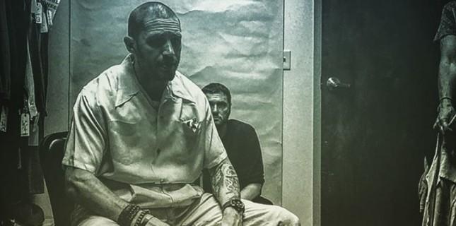 Tom Hardy'li Al Capone filmi 'Fonzo'dan ilk görsel yayınlandı