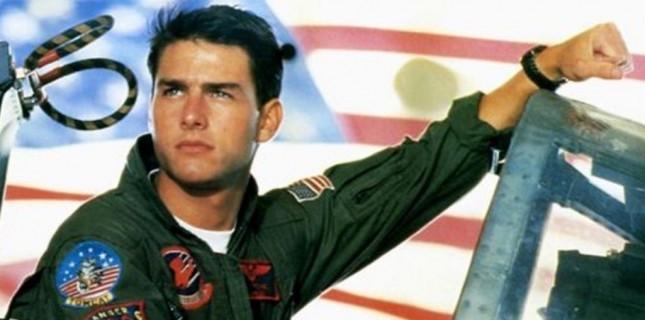 Top Gun: Maverick'in Çekimleri Başladı