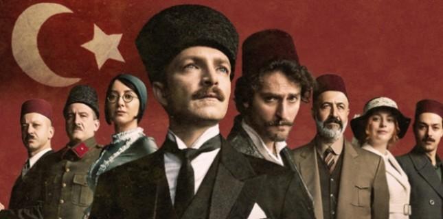 TRT'nin Tarih Dizisi Ya İstiklal Ya Ölüm Yarın Başlıyor