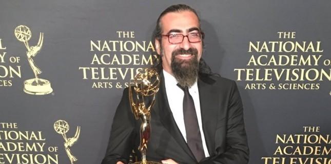 Türk Gazetecinin Belgeseli Emmy Ödülü Aldı