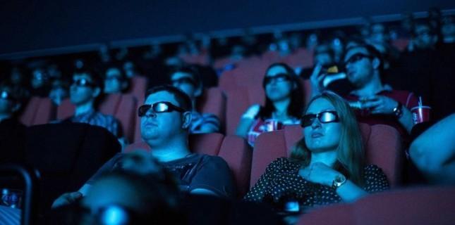 Türkiye'deki sinemalara 6 haftada 15,5 milyon seyirci geldi