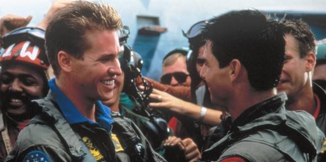 Val Kilmer Top Gun: Maverick'te Yer Alacak