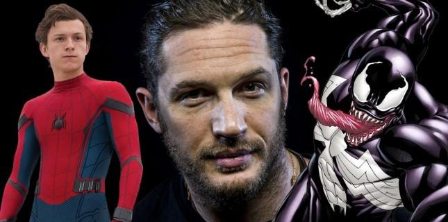 Venom filminde Örümcek Adam sürprizi!