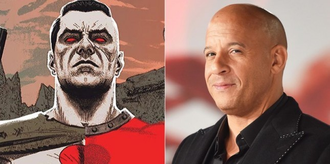 Vin Diesel'li 'Bloodshot' filmi geliyor!