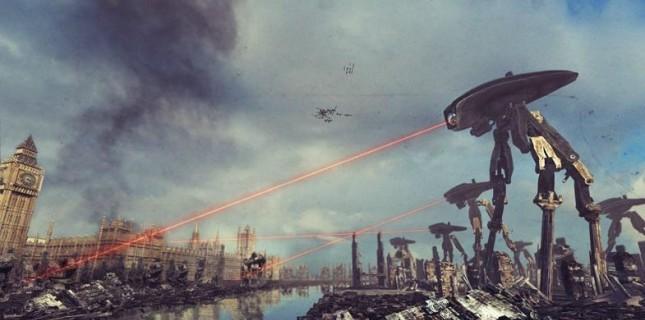 War Of The Worlds Yayın Hayatına Başlıyor!