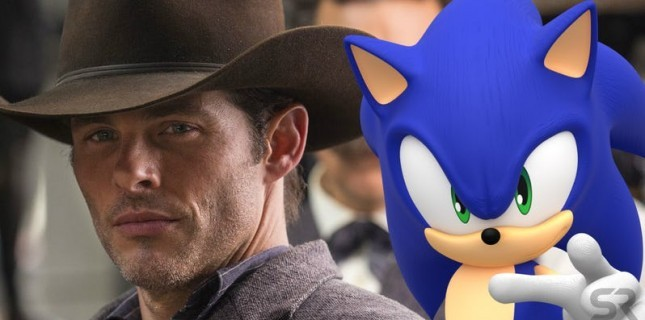 Westworld Yıldızı James Marsden Sonic Filminde Yer Alacak