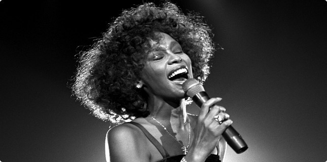 Whitney Houston'ın Hayatı Sinemalarda!