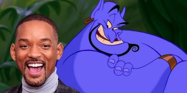 Will Smith'li Aladdin'in çekimleri Ürdün'de başladı