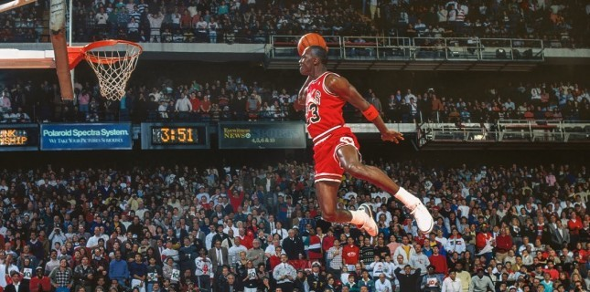 Will Smith'ten Michael Jordan filmi: 'The Prospect'