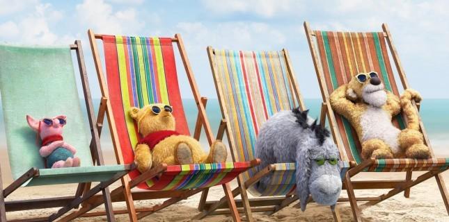Winnie The Pooh Filmi Christopher Robin'in Karakter Posterleri Paylaşıldı