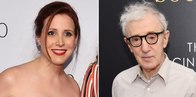 Woody Allen'ın üvey kızı: 7 yaşındayken babam beni taciz etti