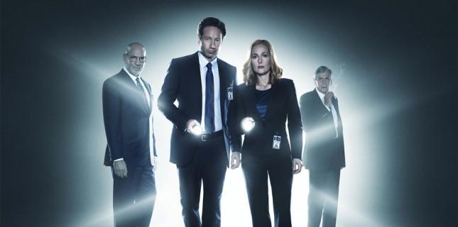 X-Files'ın 11. sezon çekimleri tamamlandı