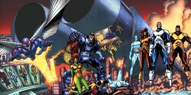 X-Men Apocalypse'nin Vizyon Tarihi Belli Oldu