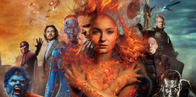 X-Men: Dark Phoenix Filminden Retro Bir Poster Geldi