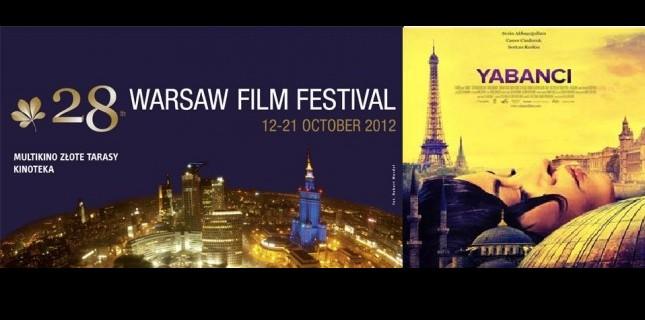 'Yabancı' dünya prömiyerini Varşova'da yapıyor